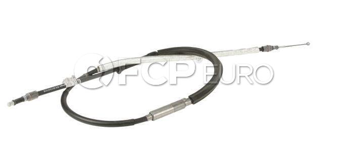 Audi Parking Brake Cable - Genuine VW Audi 8D0609721R