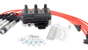 VW Ignition Service Kit - Beru KIT-021905106CKT2