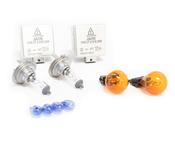 Mercedes Headlight Bulb Replacement Kit - Osram 2048203139