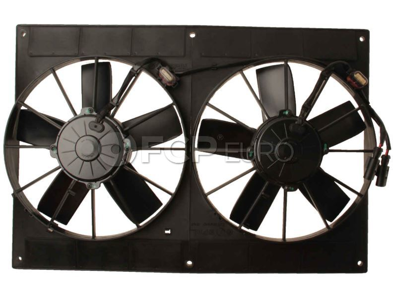 Mercedes Roof Mounted Fan Assembly - Genuine Mercedes 0038301308