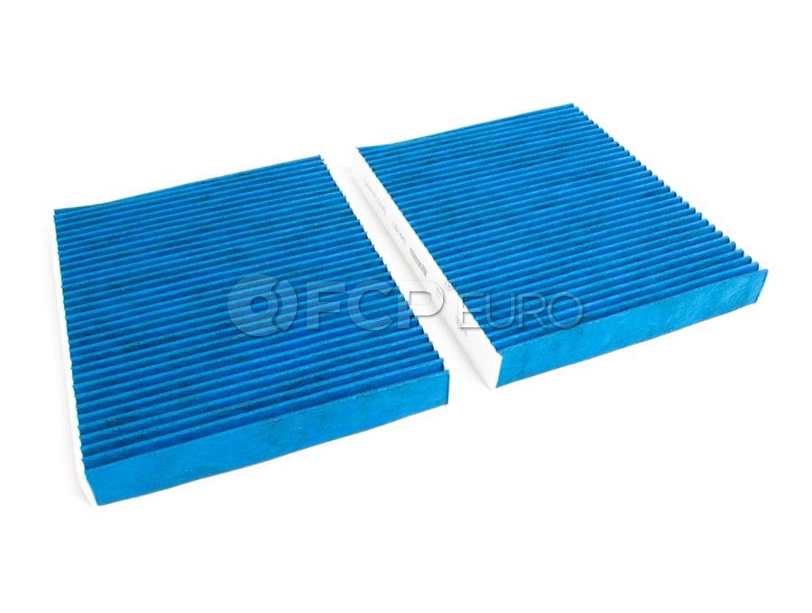 BMW Micronair Blue Cabin Air Filter Set - Corteco 64119272642