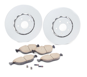 Mercedes Brake Kit - Akebono 0034202120