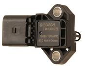Audi Manifold Absolute Pressure Sensor - Bosch 038906051K
