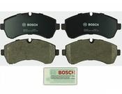 Mercedes Brake Pad Set - Bosch BP1268