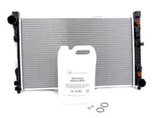 Mercedes Radiator Replacement Kit - Nissens 2035000503