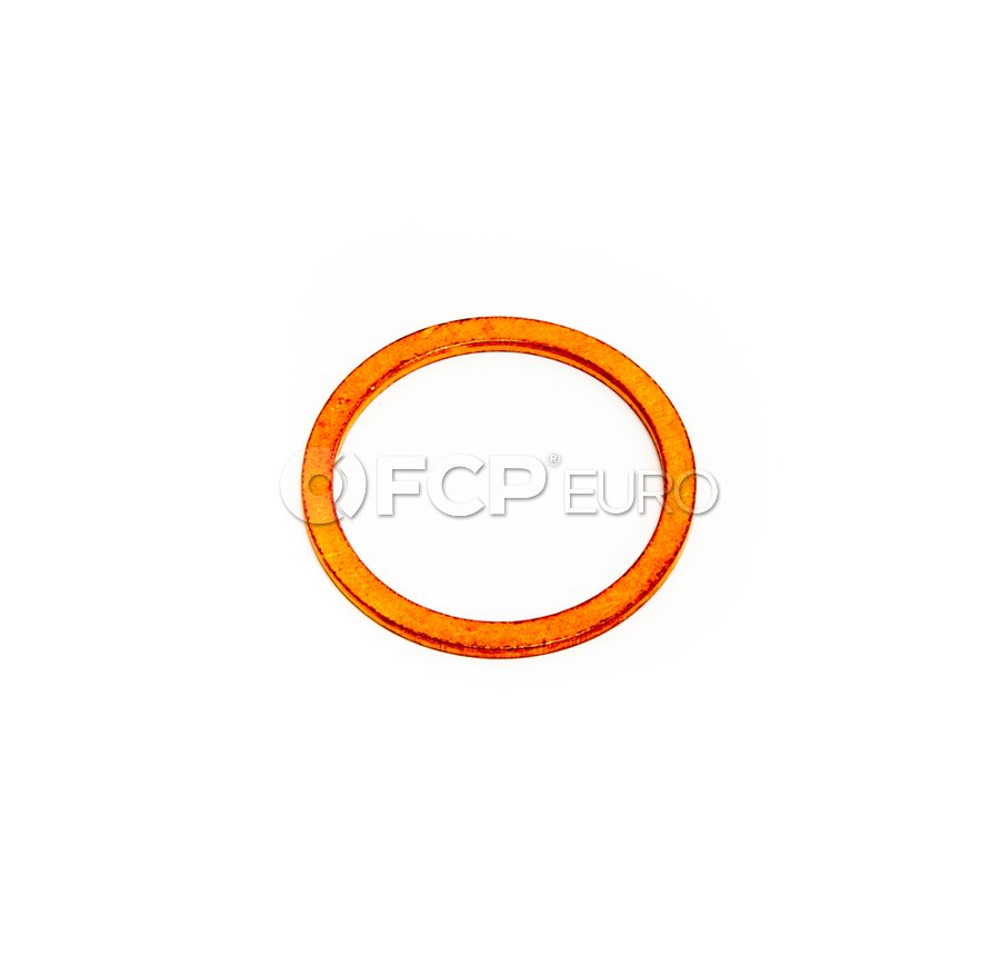 BMW Gasket Ring (A22X27Cu) - Genuine BMW 07119963354
