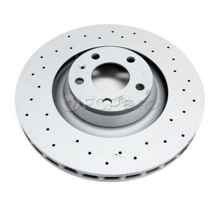 Audi VW Brake Disc - Zimmermann 4F0615301G