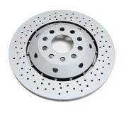 Audi Brake Disc - Zimmermann 4B3615602A