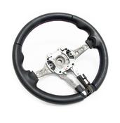 BMW M Sports Steering Wheel Leather - Genuine BMW 32307846035