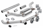 VW Catback Exhaust System - APR CBK0008