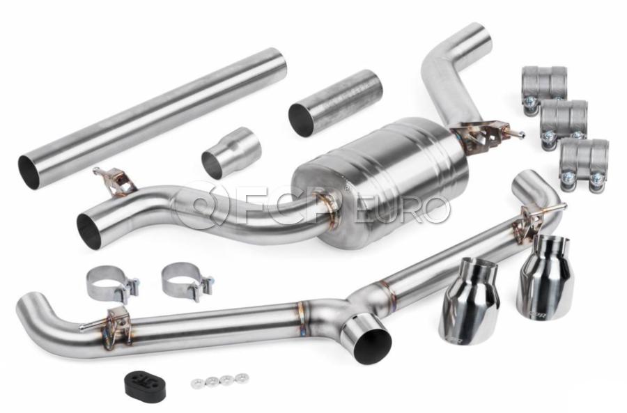 VW Catback Exhaust System - APR CBK0007