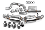 Audi VW Catback Exhaust System - APR CBK0017