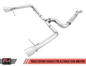 VW Track Edition Exhaust System - AWE Tuning 302032044