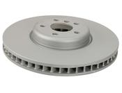BMW Brake Disc - Zimmermann 34116860911