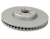 BMW Brake Disc - Zimmermann 34116860912