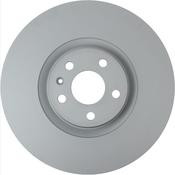 Volvo Brake Disc - Zimmermann 31471752