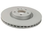 Volvo Brake Disc - Zimmermann 31423305