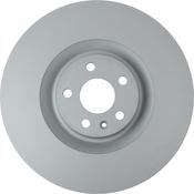 Volvo Brake Disc - Zimmermann 31400569