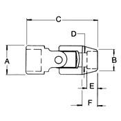 "11 Pc. 3/8"" Drive 6 Point Impact Metric Socket Set - Gearwrench 84975"