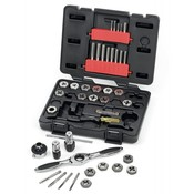 40 Pc. Metric Ratcheting Tap and Die Set - Gearwrench 3886