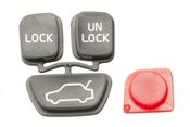 Volvo Remote Key Button Insert - ProParts Sweden 9166200-I
