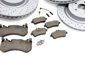 Mercedes Brake Kit - Zimmermann 1664210512