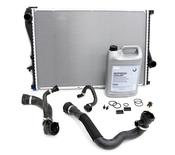 BMW Radiator Replacement Kit - 17111436063KT