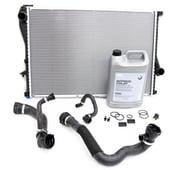 BMW Radiator Replacement Kit - 17111436063KT1