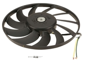 Audi VW Cooling Fan - Valeo 4F0959455