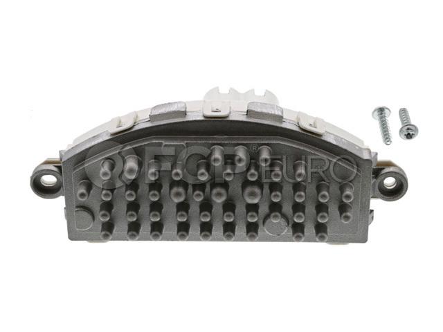 BMW HVAC Blower Motor Resistor - Valeo 64119276112
