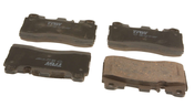 Mercedes Brake Pad Set - TRW 0074207220