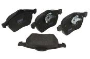 Saab Brake Pad Set - TRW 32017604
