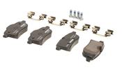 BMW Brake Pad Set - Textar 34216788275