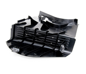 BMW Black Dead Pedal (E39) - Genuine BMW 51438208319
