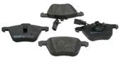 VW Brake Pad Set - TRW 7M3698151A
