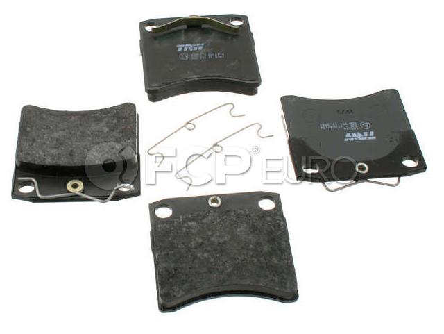 VW Brake Pad Set - TRW 701698151H