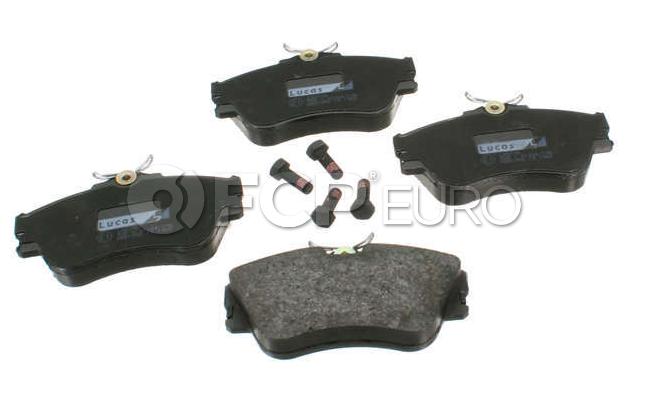 VW Brake Pad Set - TRW 701698151J