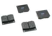 Saab Brake Pad Set - TRW 32051942