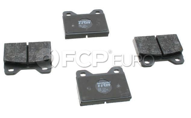 BMW Brake Pad Set - TRW 34111160173