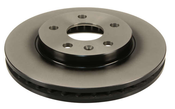 Saab Brake Disc - TRW 13579150