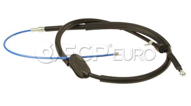 Audi Parking Brake Cable  - TRW 8N0609721H