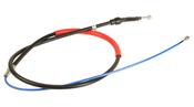 Audi Parking Brake Cable - TRW 8N0609721F