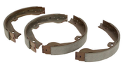 Porsche Parking Brake Shoe Set - TRW GS8718
