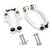 Audi VW Control Arm Kit - Lemforder KIT-4D0407151PKT1