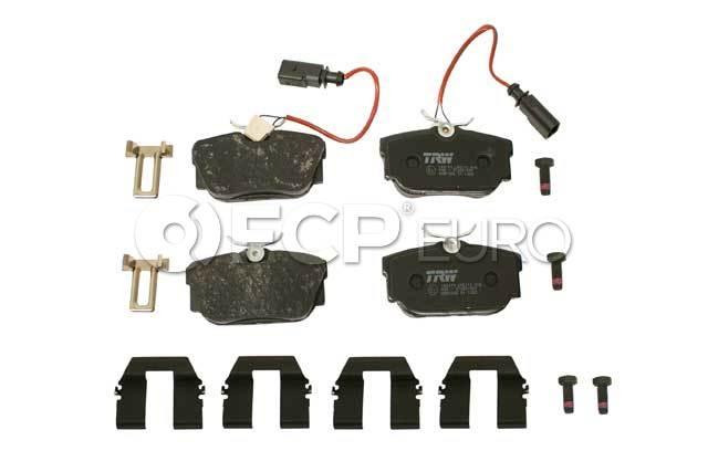 VW Brake Pad Set - TRW 7M3698451F