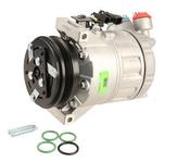 Volvo A/C Compressor (S60 V60) - Nissens 36011355