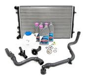VW Cooling System Kit - Nissens KIT-1J0121253ADKT5