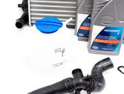 VW Cooling System Kit - Nissens KIT-1J0121253ADKT