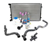 VW Cooling System Kit - Nissens KIT-1J0121253ADKT6