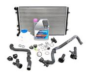 VW Cooling System Kit - Nissens KIT-1J0121253ADKT8